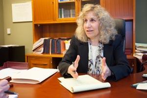 Milwaukee attorney Amy Shapiro