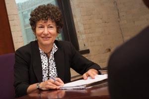 Milwaukee attorney Barbara Quindel