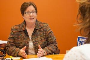 Milwaukee attorney Katherine Charlton