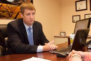 Milwaukee attorney Larry Johnson