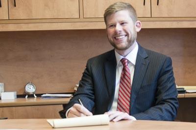 Milwaukee family law attorney Matt Ackmann