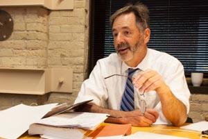 Milwaukee attorney Richard Saks