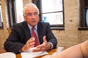 Milwaukee attorney Timothy Hawks