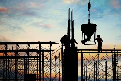 Construction workers often file wage and hour claims for payroll grievances.