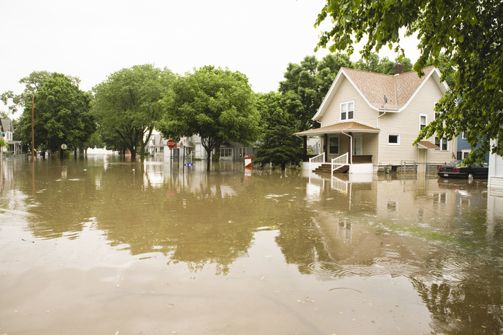 Unemployment Assistance Available for Wisconsin Flood Victims