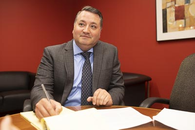Milwaukee attorney Timothy Maynard