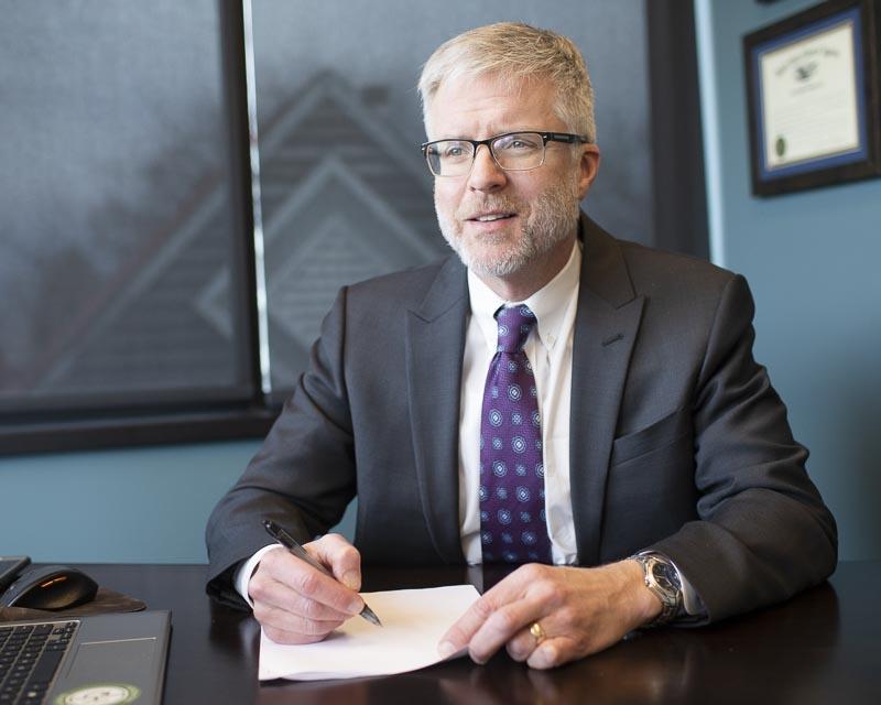 Madison attorney Aaron Halstead